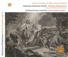 SARTON014-1. Easter Cantatas of 18th-century Gdansk
