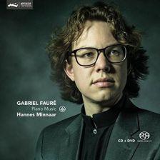 CC72731. Minnaar: Fauré Piano Music