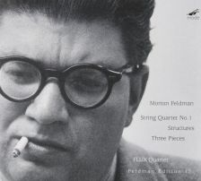 mode269/70. FELDMAN String Quartet No 1. Structures. Three Pieces