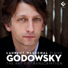 EVCD026. GODOWSKY The Art of Transcription
