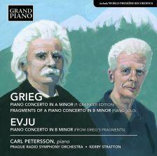 GP689. GRIEG Piano Concerto. Fragments