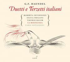 GCD921517. HADNEL Duetti e Terzetti italiani