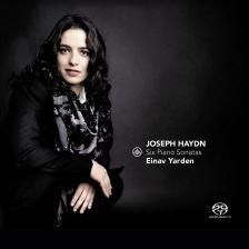CC72742. HAYDN Piano Sonatas - Einav Yarden
