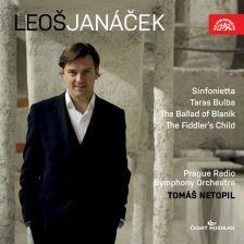 SU4131-2. JANÁČEK Sinfonietta. Taras Bulba. Tomás Netopil
