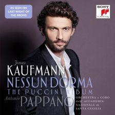 88875 09249-2. Jonas Kaufmann: Nessun dorma – The Puccini Album