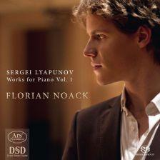 ARS38 132. LYAPUNOV Piano Works Vol 1. Florian Noack