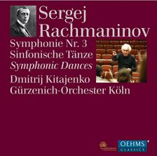 OC442. RACHMANINOV Symphony No 3. Symphonic Dances