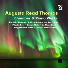 NI6261. READ THOMAS Chamber and Piano Works