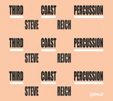 CDR90000161. REICH Third Coast Percussion