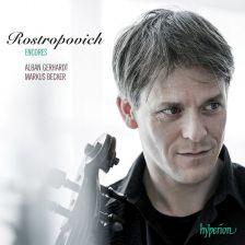 CDA68136. Rostropovich Encores