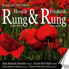 DACOCD751. Songs and Duets by Henrik and Frederik Rung