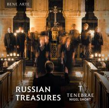 SIGCD900. Tenebrae: Russian Treasures