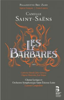 ES1017. SAINT-SAËNS Les Barbares