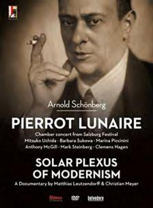 10130. SCHOENBERG Pierrot Lunaire