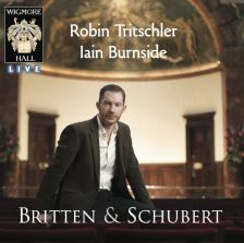WHLIVE0071. BRITTEN; SCHUBERT Songs