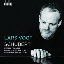 ODE1285-2. SCHUBERT 4 Impromptus. Moments Musicaux