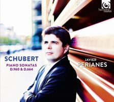 HMM90 2282. SCHUBERT Piano Sonatas Nos 13 & 21