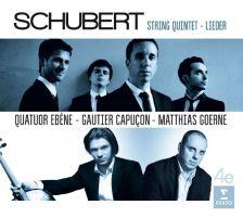 2564 648761. SCHUBERT Quintet. Lieder