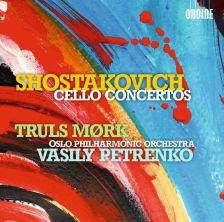ODE1218-2. SHOSTAKOVICH Cello Concertos