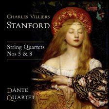 SOMMCD0160. STANFORD String Quartets Nos 5 & 8