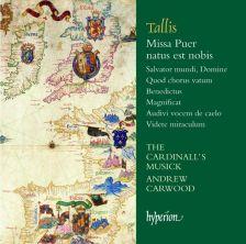 CDA68026. TALLIS Missa Puer natus est nobis