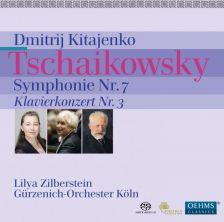 OC672. TCHAIKOVSKY Symphony No 7. Piano Concerto No 3