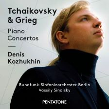 PTC5186 566. TCHAIKOVSKY; GRIEG Piano Concertos