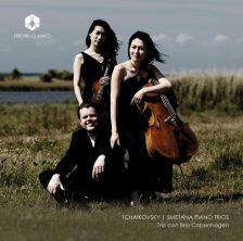 ORC100051. TCHAIKOVSKY; SMETANA Piano Trios