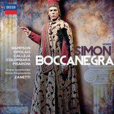 478 5354. VERDI Simon Boccanegra. Massimo Zanetti