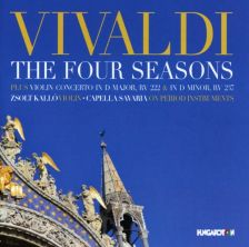 HCD 32729. VIVALDI The Four Seasons