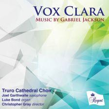 REGCD479. G JACKSON Vox Clara