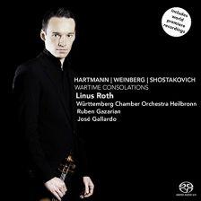 CC72680. HARTMANN Concerto Funèbre WEINBERG Concertino