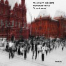 481 0669. WEINBERG Symphony No 10. Kremerata Baltica