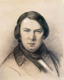 Robert Schumann by Jean Laurens, 1853 (Tully Potter Collection)