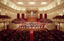 Royal Concertgebouw Orchestra in the main hall (photo Hans Samsom)