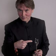 Salonen and the Philharmonia took two awards (photo: Simon Jay Price)