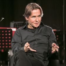 Reaching out: Esa-Pekka Salonen at the pre-performance talk