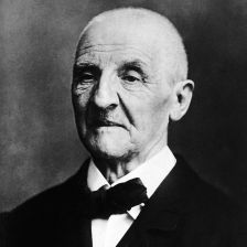 Anton Bruckner (photo Tully Potter)