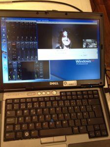 Barbara Diana: online and Italian language supervisor 1200 miles away at Glyndebourne