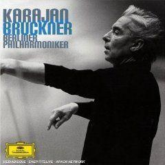 Herbert von Karajan's DG Bruckner cycle