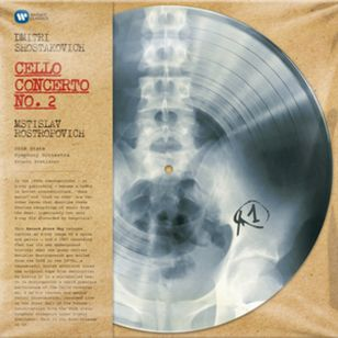 Warner's vinyl release of the 1966 premiere of Shostakovich's Cello Concerto No 2 remembers the bravery of those behind the X-ray records