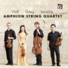 NI6289. WOLF; GRIEG; JANÁČEK String Quartets