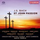 CHSA5183. JS BACH St John Passion (sung in English)
