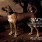 A426. JS BACH Six Sonatas for Violin and Harpsichord, BWV1014 1019