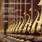 LPO0096. BEETHOVEN Symphony No 3. Fidelio Overture