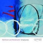 SACC105. BEETHOVEN; MENDELSSOHN String Quartets