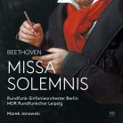PTC5186 565. BEETHOVEN Missa Solemnis (Janowski)