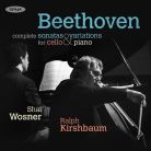 ONYX4178. BEETHOVEN Cello Sonatas Nos. 1-5 (complete). Variations