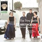 WHLIVE0086/2. BEETHOVEN String Quartets Nos 3, 11 & 13