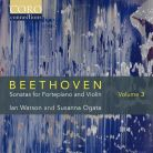 COR16154. BEETHOVEN Sonatas for Fortepiano and Violin Vol 3